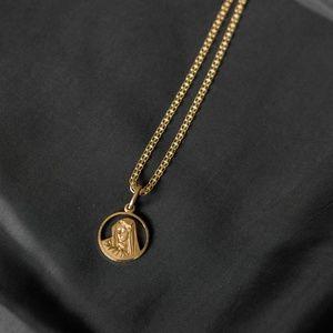 14kt Gold Communion Necklace